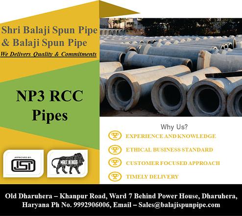 Np3 Rcc Pipes
