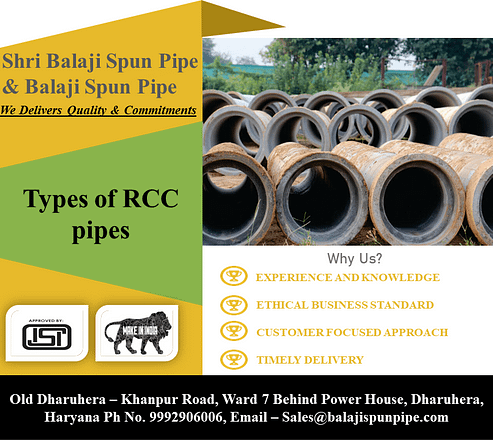 Types-of-rcc-pipes