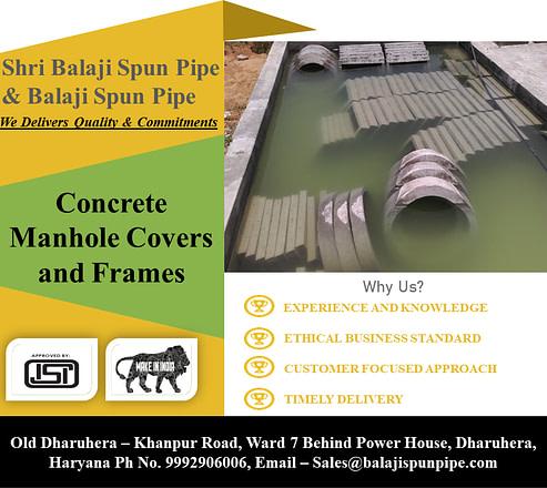Concrete-Manhole-Covers